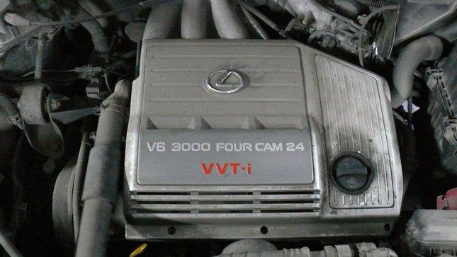 Замена ремня ГРМ Lexus RX300 - Обслуживание и ремонт - Статьи
