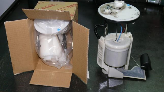 топливный фильтр на камри 30