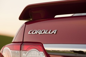 Обзор автомобиля Toyota Corolla 2012.