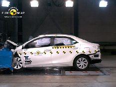 Сложный кузовной ремонт Тойота