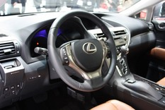 Обзор Lexus RX 2012 года выпуска.