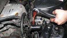 Замена радиатора охлаждения двигателя Toyota Avensis