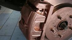 Замена тормозных колодок Тойота и Лексус