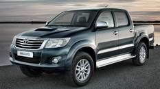Обзор Toyota Hilux 2012