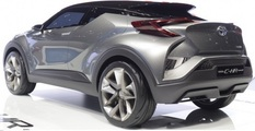 Новая Тойота ViRa