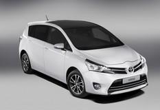 Обзор новой Toyota Verso 2013