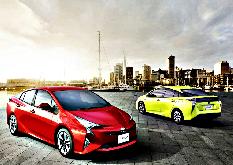 Toyota Prius побила рекорды продаж в Японии