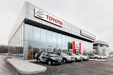 Рекорды рынка от Тойота