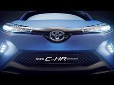 Toyota для суточного марафона подготовила кроссовер C-HR