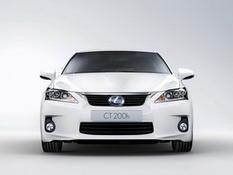 Lexus CT 200h покидает российский рынок