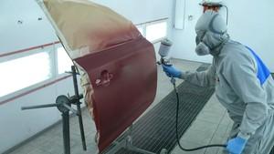 Кузовной ремонт Тойота в Люблино