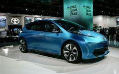 Характеристика Toyota Prius C
